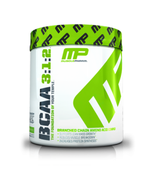 BCAA MusclePharm BCAA 3:1:2 powder