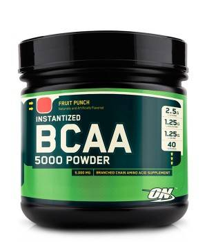 BCAA Optimum Nutrition BCAA 5000 - со вкусом