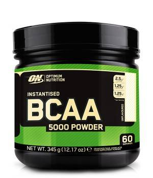 BCAA Optimum Nutrition BCAA 5000 - без вкуса