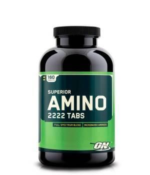 Комплексные аминокислоты Optimum Nutrition Superior Amino 2222