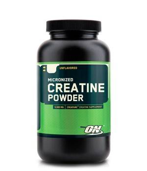 Креатин Optimum Nutrition Creatine Powder
