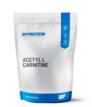 Л-карнитин Myprotein Acetyl L Carnitine