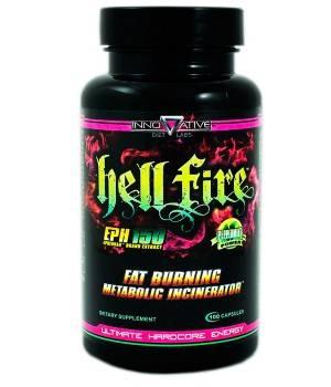 Комплексные жиросжигатели Innovative Labs Hellfire