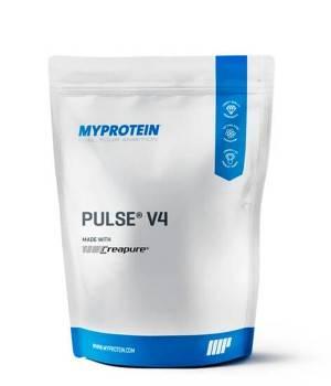 Предтреник Myprotein Pulse V4