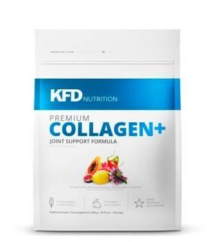 Аминокислоты KFD Nutrition Premium Collagen Plus