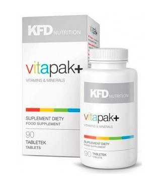 Витамины и минералы KFD Nutrition VitaPak