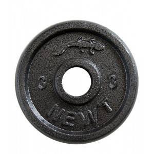 Диск стальной Home 3 кг