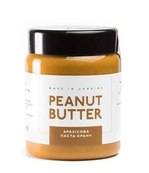 Арахисовая паста Peanut Butter Арахисовая паста Кранч