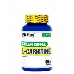 Fitmax L-Carnitine Green Coffee 60 капс.