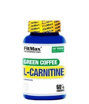 Л-карнитин Fitmax L-Carnitine Green Coffee