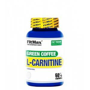 Fitmax L-Carnitine Green Coffee 60 капс.