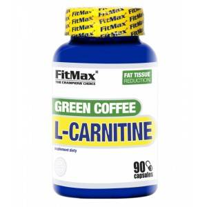 Fitmax L-Carnitine Green Coffee 90 капс.