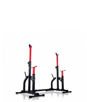 Скамья для жима Rn-sport Стойки для приседаний Marbo-Sport MS-S104