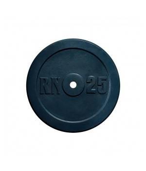 Блины и Диски Rn-sport Блин 25 кг на гриф 30 мм