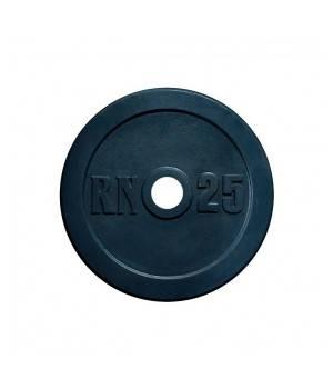 Блины и Диски Rn-sport Блин 25 кг на гриф 50 мм