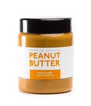 Арахисовая паста Peanut Butter Арахиcовая паста Spice