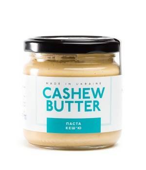 Арахисовая паста Peanut Butter Паста кешью