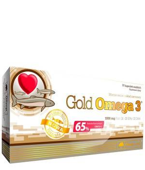 Омега 3 Olimp Labs Gold Omega 3 65%