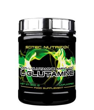Глютамин Scitec Nutrition L-Glutamine