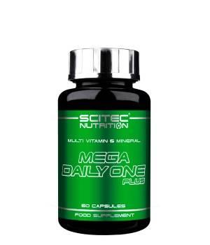 Витамины и минералы Scitec Nutrition Mega Daily One plus