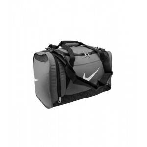 Nike Brasilia Small Grip Bag (серая)