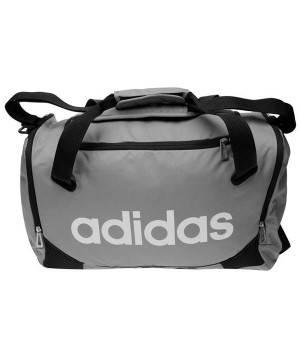 Сумки Adidas Adidas Linear Small Teambag (серая)