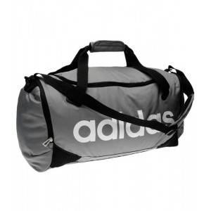 Adidas Linear Team Bag Medium (серая)
