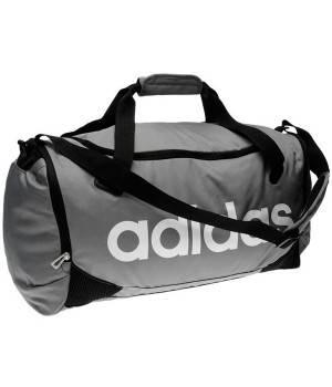 Сумки Adidas Adidas Linear Team Bag Medium (серая)