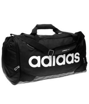 Сумки Adidas Adidas Linear Team Bag Medium (черная)