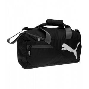 Puma Fund Holdall (черная)