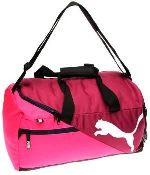 Сумки Puma Puma Fund Holdall (розовая)