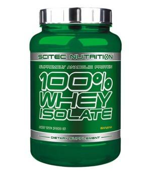 Протеин Scitec Nutrition 100% Whey Isolate