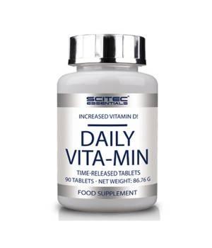 Витамины и минералы Scitec Nutrition Daily Vita-Min