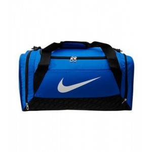 Nike Brasilia 6 Medium Grip Duffle Bag (черная)