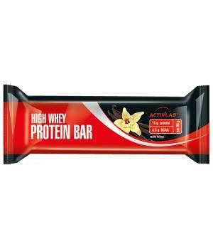Батончики Activlab High Whey Protein Bar