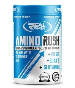 Комплексные аминокислоты Real Pharm Amino Rush