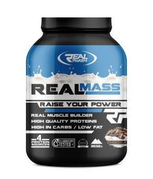 Гейнер Real Pharm Real Mass