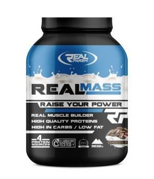 Гейнер Real Pharm Real Mass