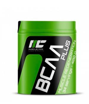 BCAA Muscle Care Bcaa Plus