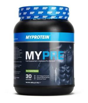 Предтреник Myprotein MyPre
