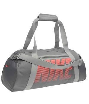 Сумки Nike Nike Gym Club Grip Ladies Gymbag (серая)