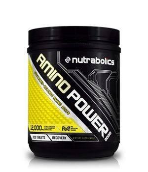 Комплексные аминокислоты Nutrabolics Amino Power 2000