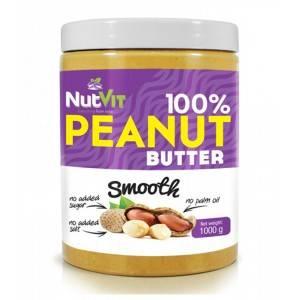 Арахисовая паста NutVit