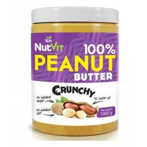 Арахисовая паста NutVit Crunchy