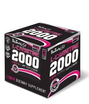 Л-карнитин BioTech L-CARNITINE 2000 мг
