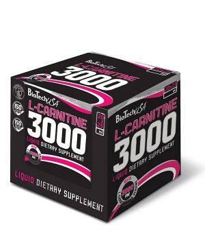 Л-карнитин BioTech L-CARNITINE 3000 мг
