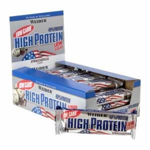 40% Low Carb Protein Bar 24x50