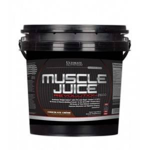 Muscle Juice Revolution