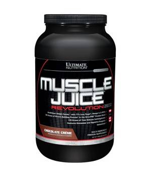 Гейнер Ultimate Nutrition Muscle Juice Revolution