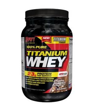 Протеин San 100% Pure Titanium Whey